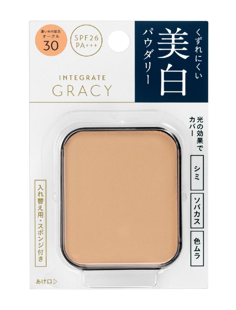 資生堂 インテグレート ホワイトパクトEX オークル30
