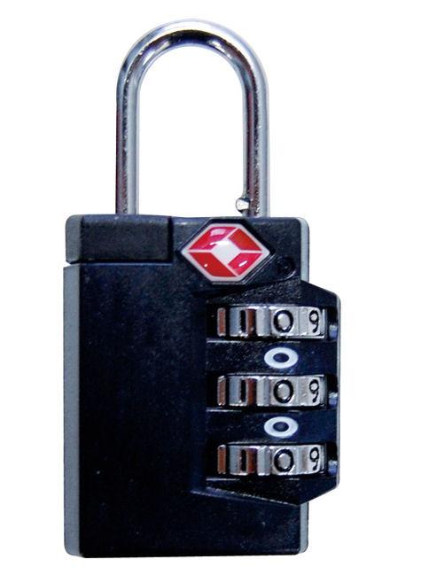 TSA ダイヤルロック LX BK ブラック