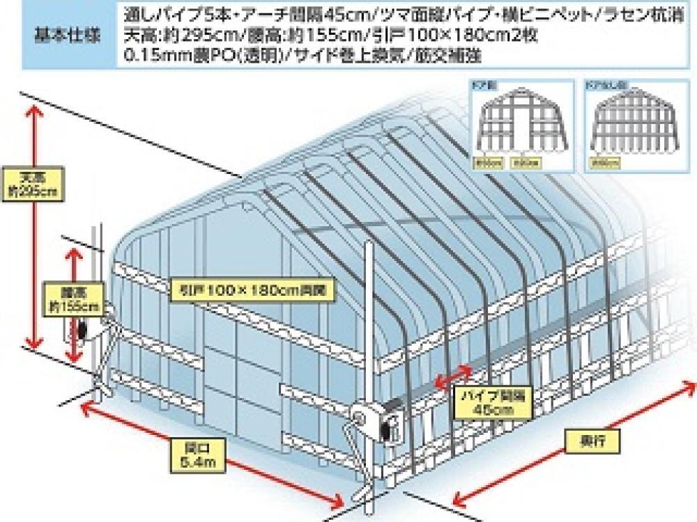 DXハウス22mm 3×10間 (関東)
