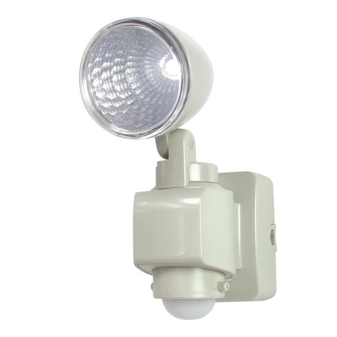 LED 電池式センサーライト 1灯 LD-112KO