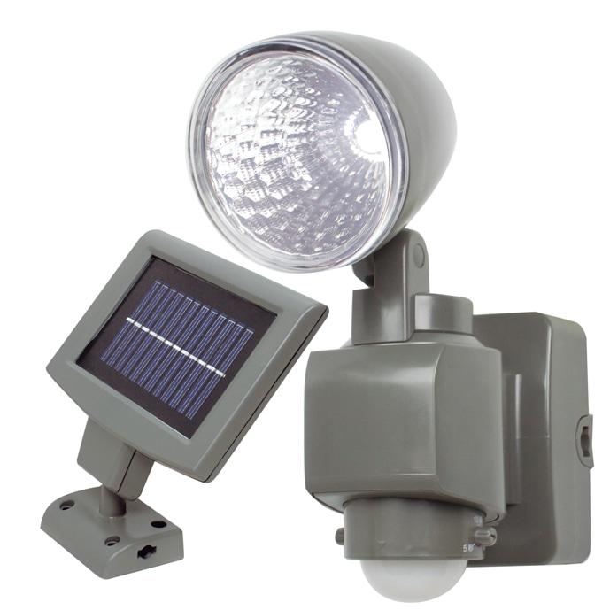 LED ソーラー式センサーライト 各種