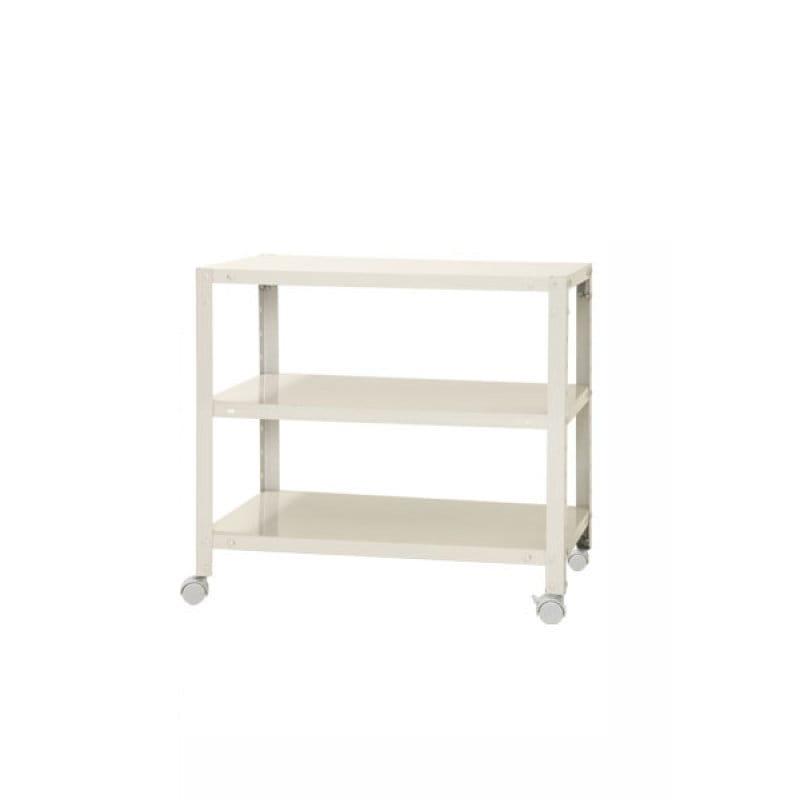 北島 スマートラック 3段 ホワイト NSTRK146