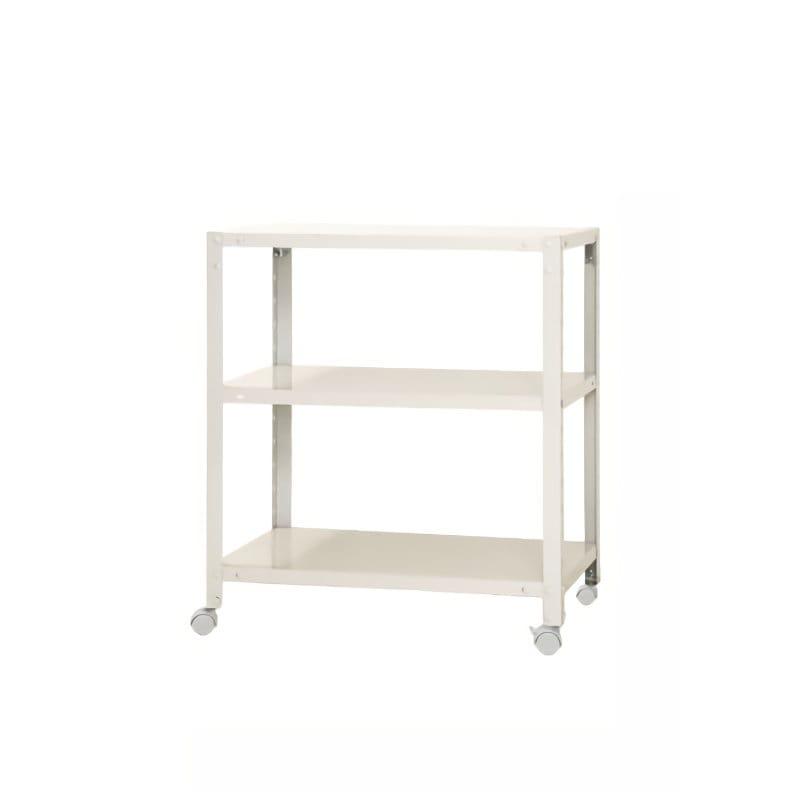 北島 スマートラック 3段 ホワイト NSTRK244