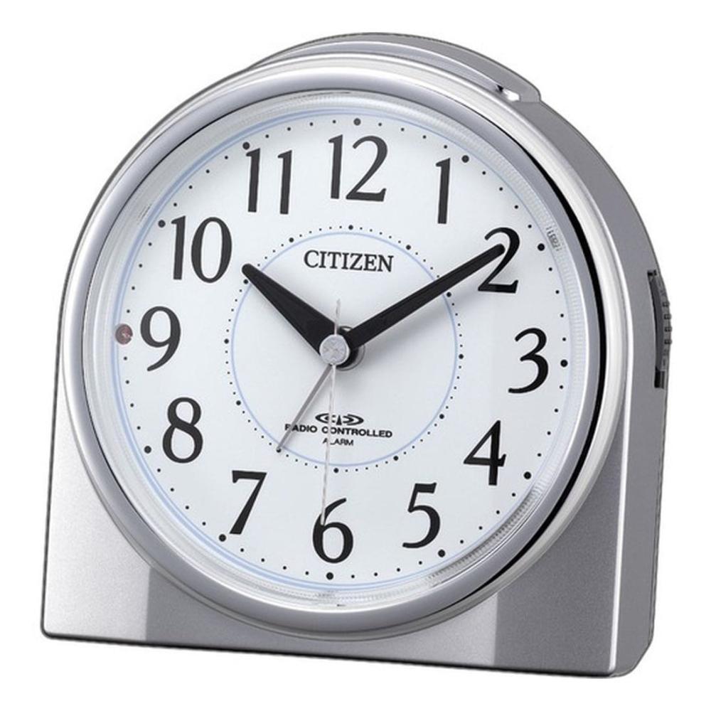 シチズン 電波目覚まし時計 ネムリーナリング 4RL432