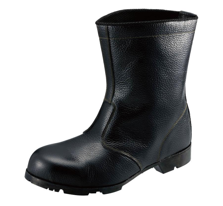 シモン 安全半長靴 26.5cm AS24