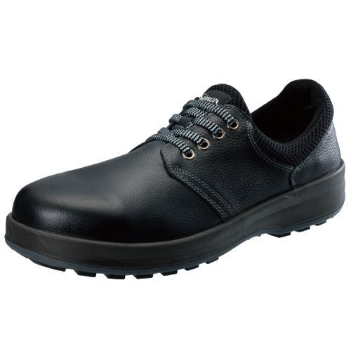 シモン安全靴 WS11 黒 27.0cm