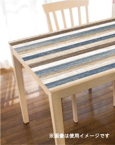 テーブルデコシート スクラップウッド ブルー 各種