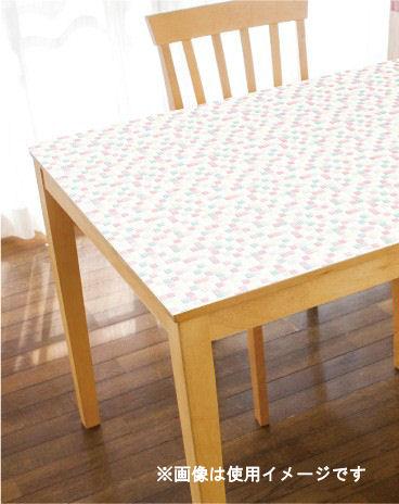 テーブルデコシート モザイクタイル ピンク 各種