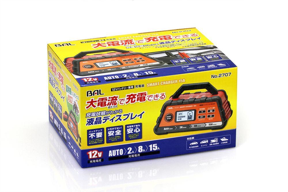 大橋産業BAL スマートチャージャー 15A