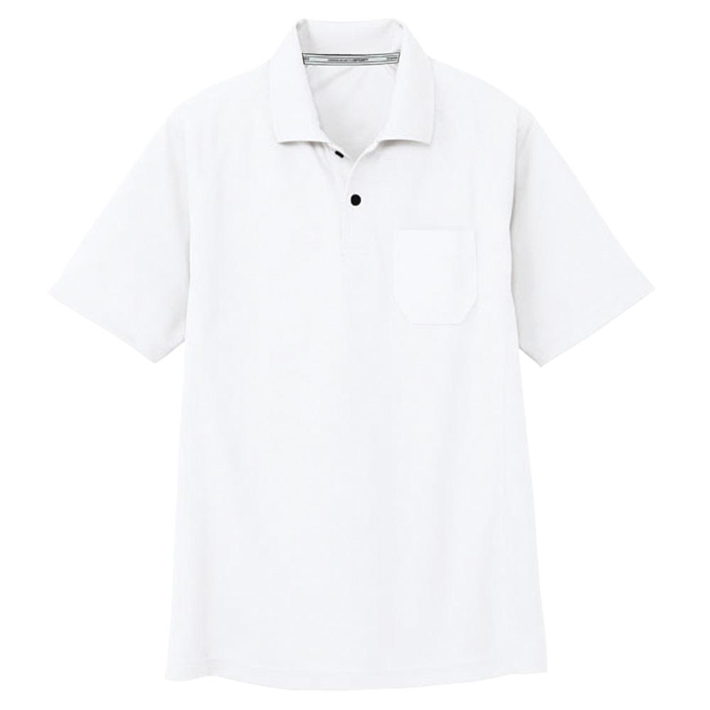 コーコス信岡 半袖ポロシャツ 吸汗速乾 男女兼用 各種