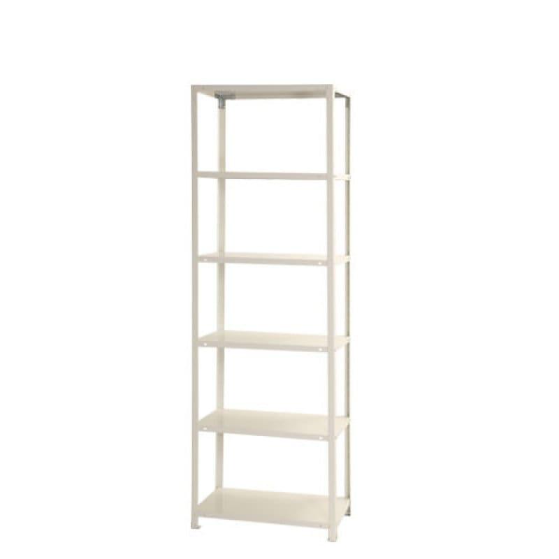 北島 スマートラック 6段 ホワイト NSTR747