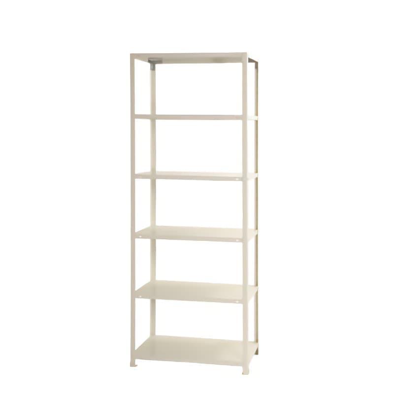 北島 スマートラック 6段 ホワイト NSTR756