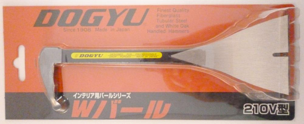 土牛インテリア用バール W210 V型