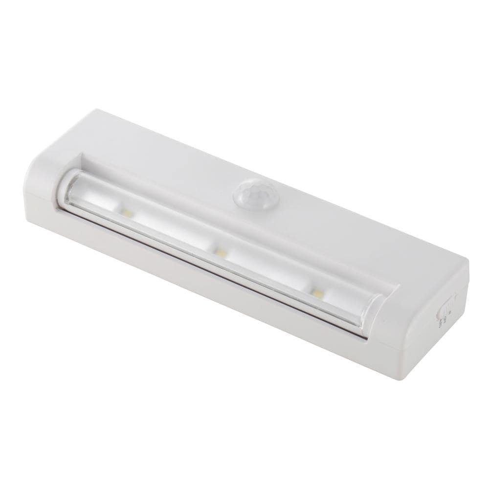 マグネット付LEDセンサーライト ホワイト