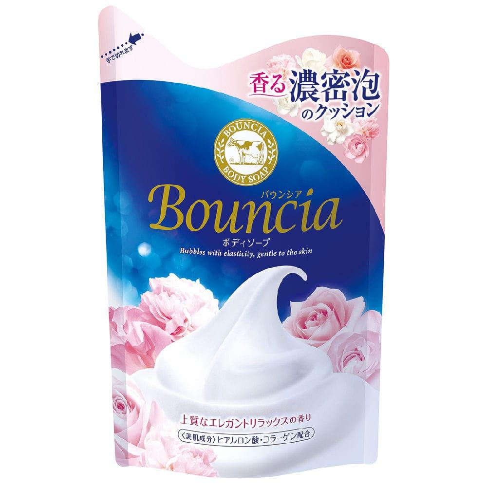 牛乳石鹸 バウンシア ボディーソープ エレガント 詰替用 430ml