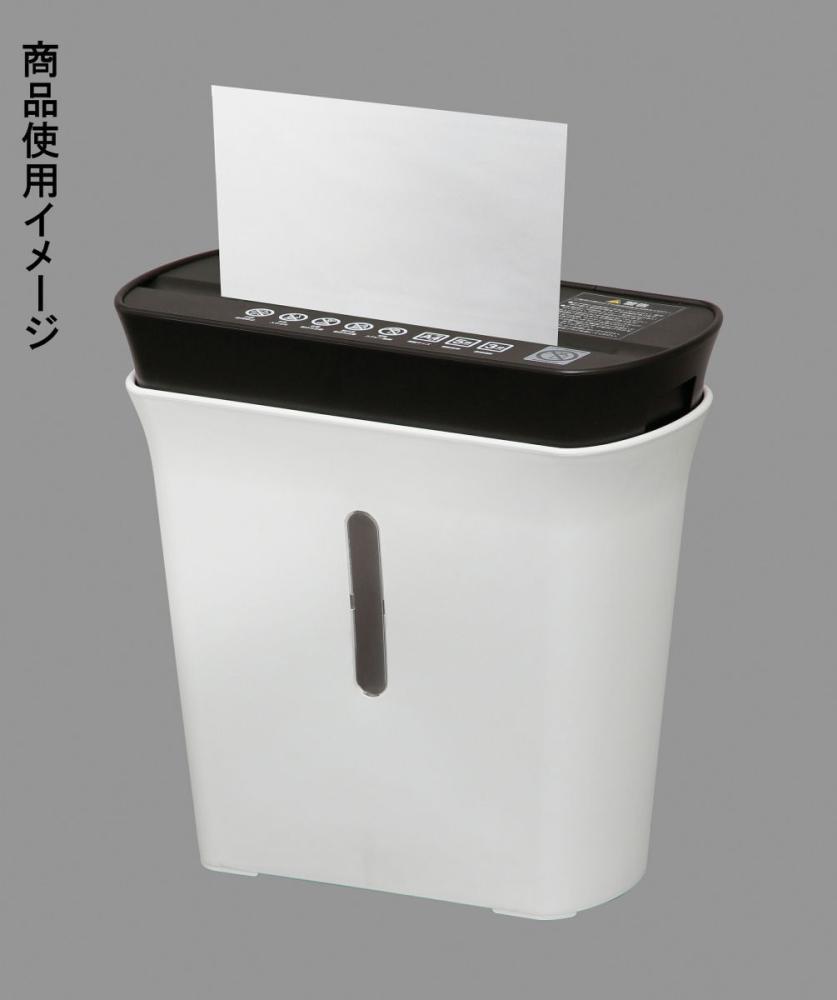 アイリス 細密シュレッダー P3GM-W ホワイト