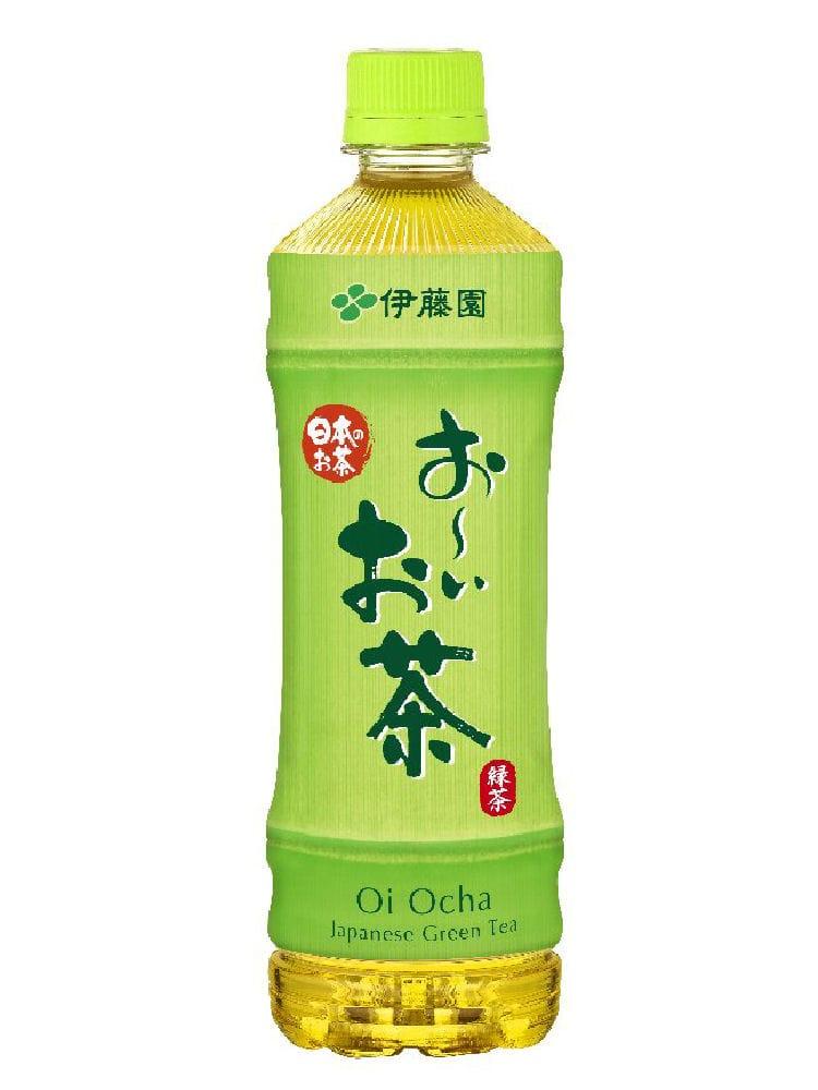 伊藤園 お~いお茶 緑茶525ml