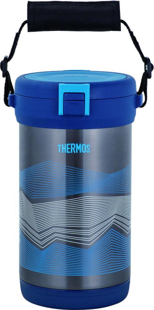 サーモス 真空断熱アイスコンテナー 2.2L ネイビー FHK-2200 NVY