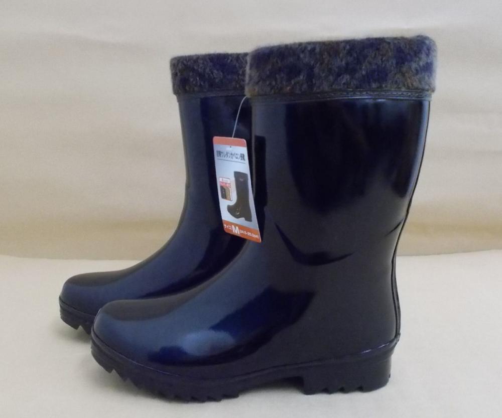 防寒ウレタンかペロン長靴 M(24.5~25.0)