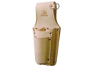 フジ矢 皮製ペンチドライバー2段Dカン付 LP-4D
