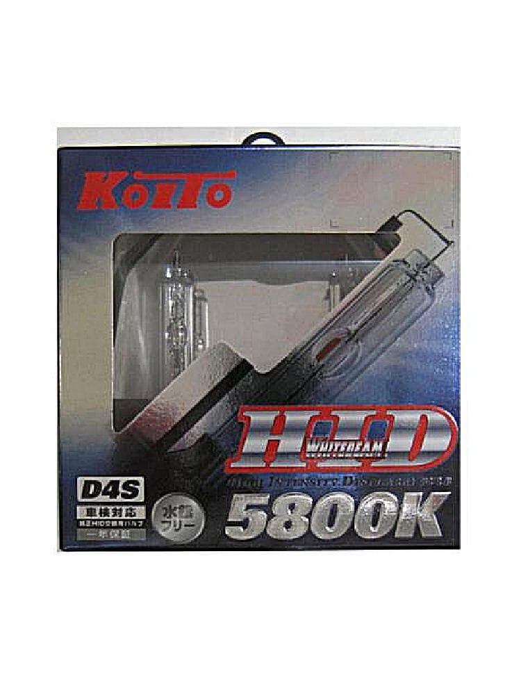 HIDバルブ5800K D4S P3515T