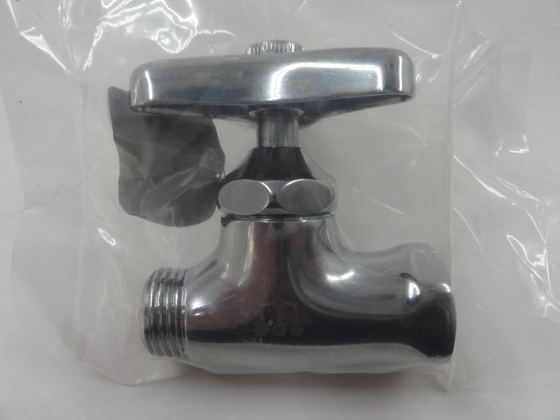 ストレート止水栓ハンドル式 MSH-13