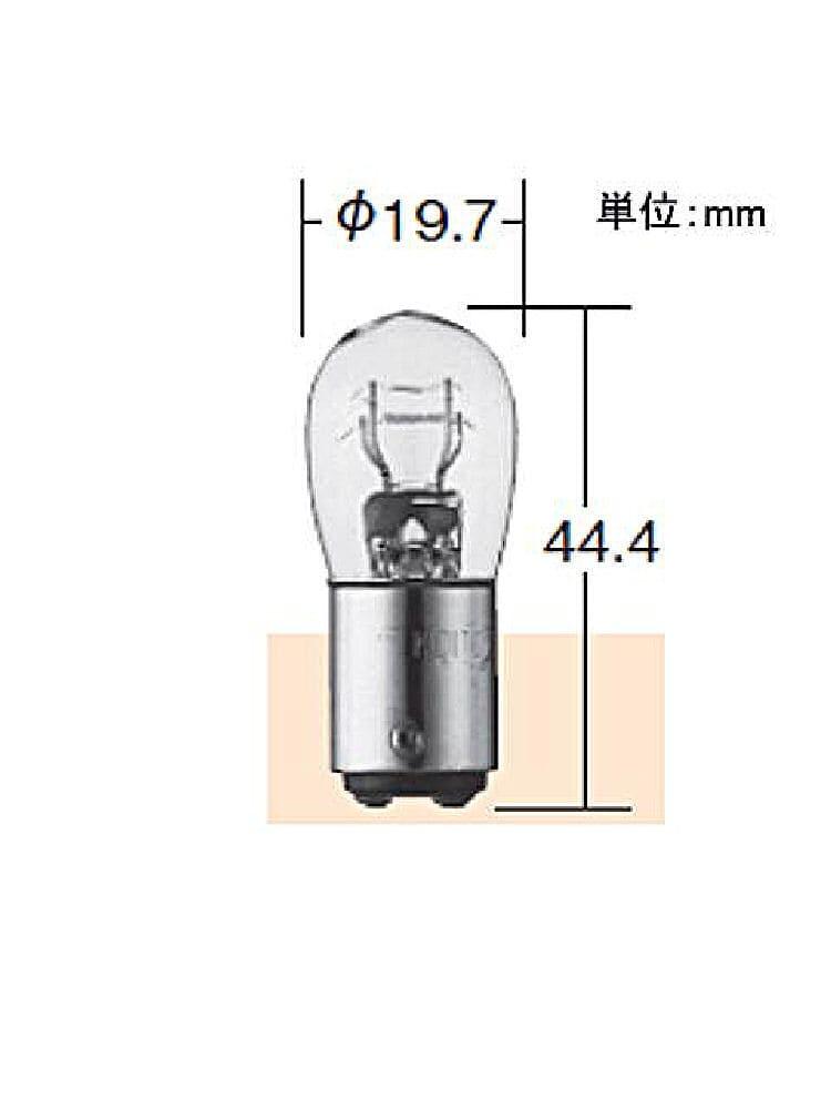 補修用白熱バルブ 4980