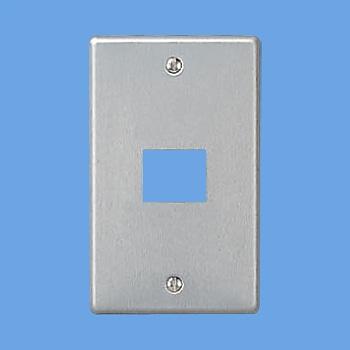 パナソニック フルカラー新金属プレート 1コ用 WN7501010