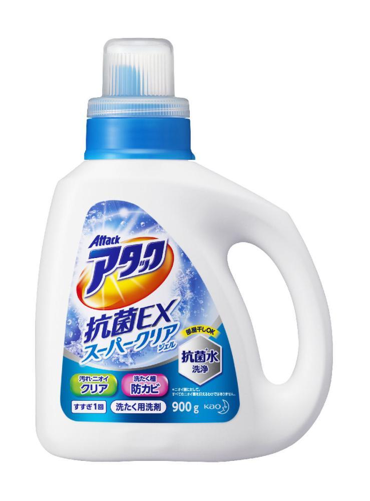 花王 アタック抗菌EX スーパークリアジェル 各種