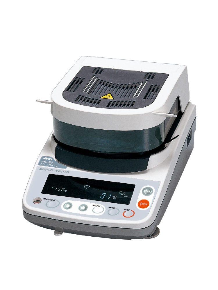 加熱乾燥式水分計 ML50