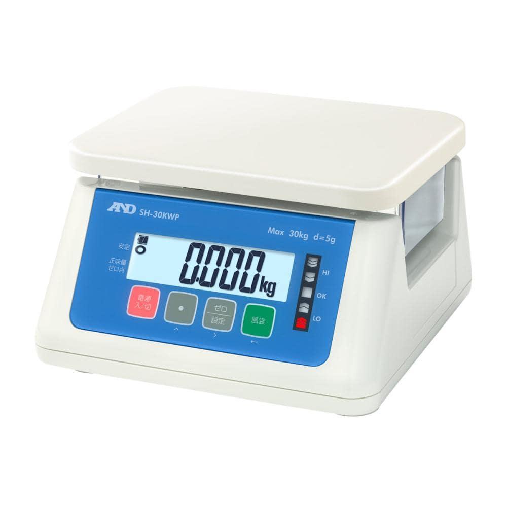 防塵・防水デジタルはかり SH30KWP