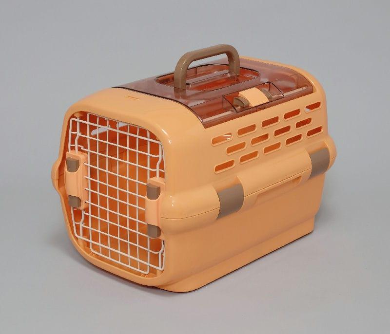 アイリス ドライブペットキャリー PDPC-600 オレンジ
