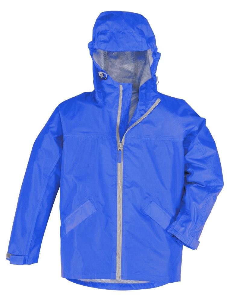 7560 子供用レインスーツ ブルー 130cm