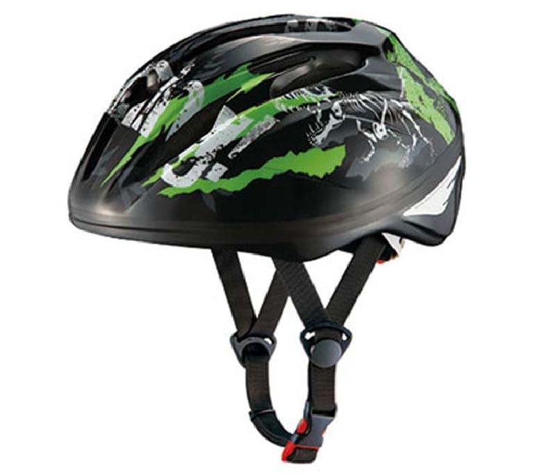 ヘルメット スターリーティラノ ブラック 46246