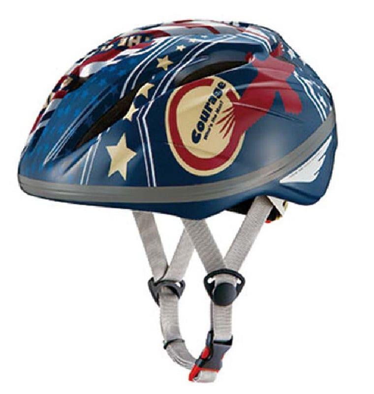 ヘルメット スターリーフラッグ ブルー 46249
