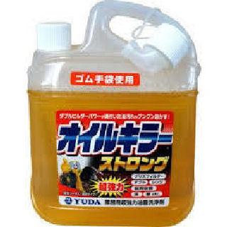 業務用 油汚れ落とし オイルキラーストロング4L