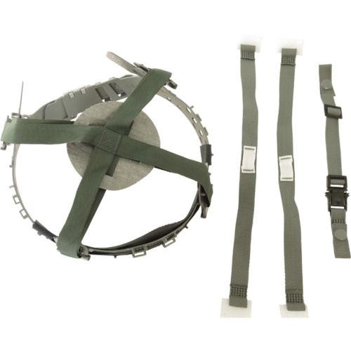 ミドリ安全 ヘルメット 内装一式 SC-13BVRA用_