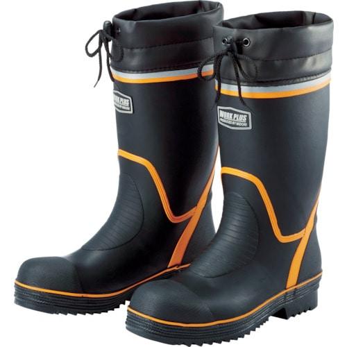 ミドリ安全 踏抜き防止板・ワイド樹脂先芯入り長靴 766NP-4 各サイズ