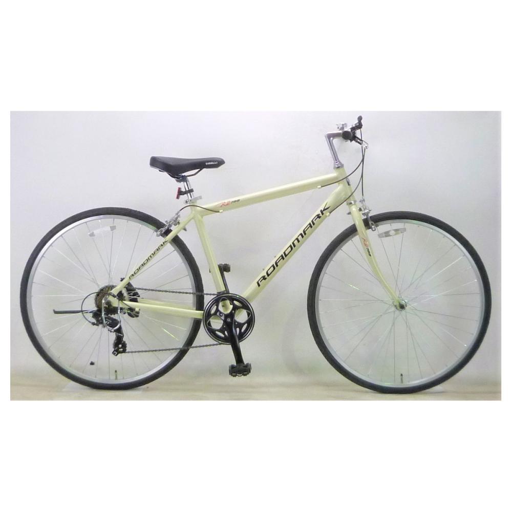 ロードマーク クロスバイク 7007D20 ホワイト