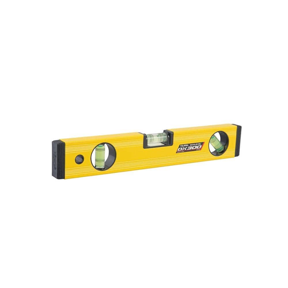 タジマ(TJMデザイン) ボックスレベルDX300mm      BX3-D30