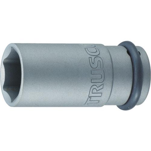 TRUSCO インパクト用ロングソケット 差込角19.0  各種