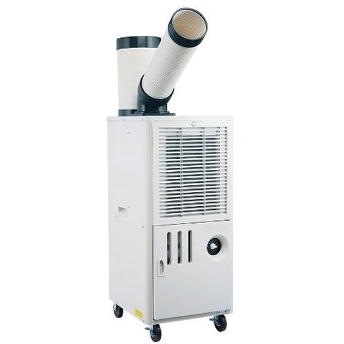排熱ダクト付スポットエアコン SAC-1000