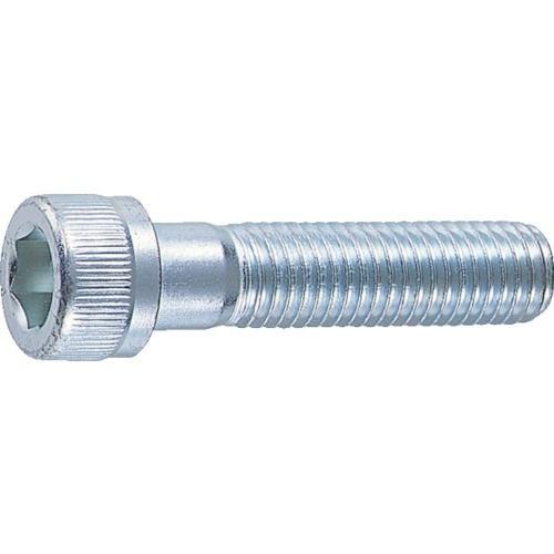 TRUSCO 六角穴付ボルトユニクロ  半ネジ  各種