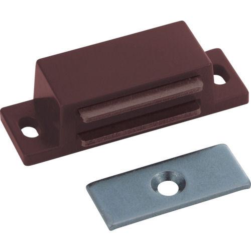 TRUSCO マグネットキャッチ 樹脂製・横型_