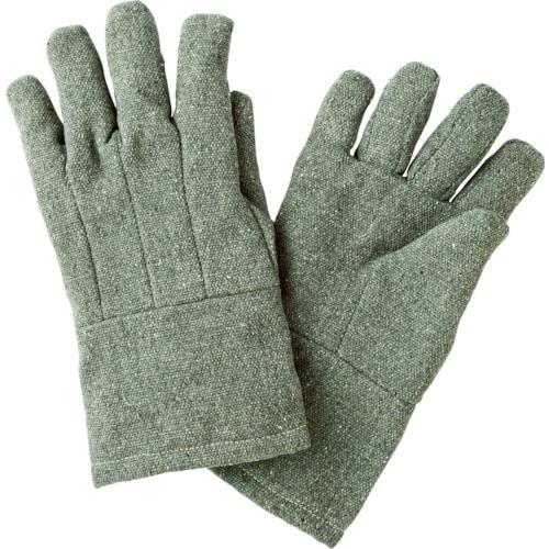 TRUSCO パイク溶接保護具5本指手袋_