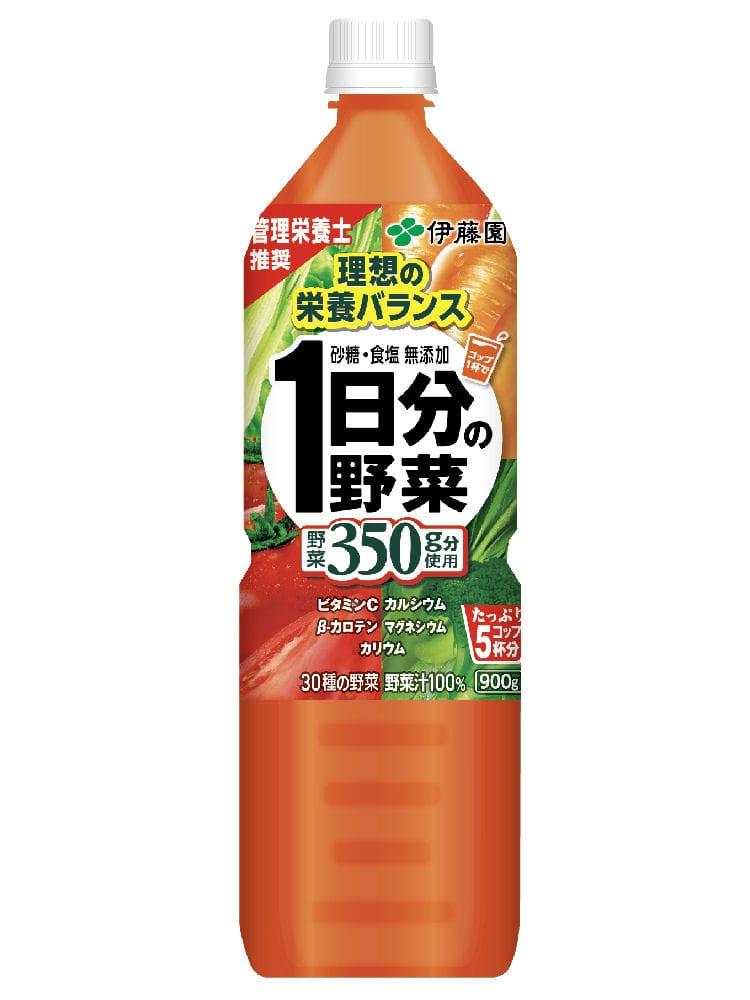 伊藤園 1日分の野菜 900g