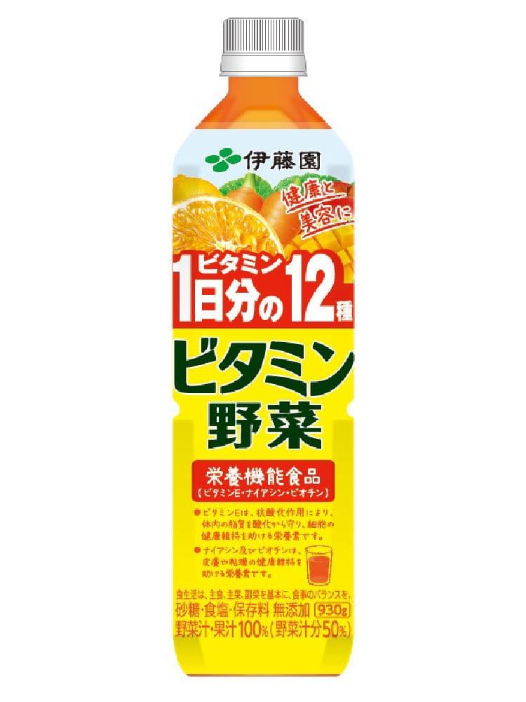 伊藤園 ビタミン野菜 PET930g