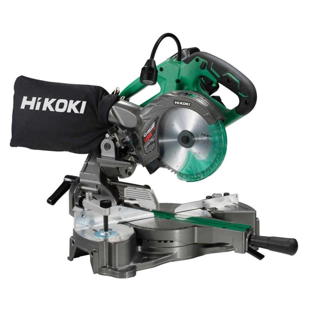 HiKOKI(旧日立工機) コードレス卓上スライド丸のこ マルチボルト(36V) C3606DRA XP