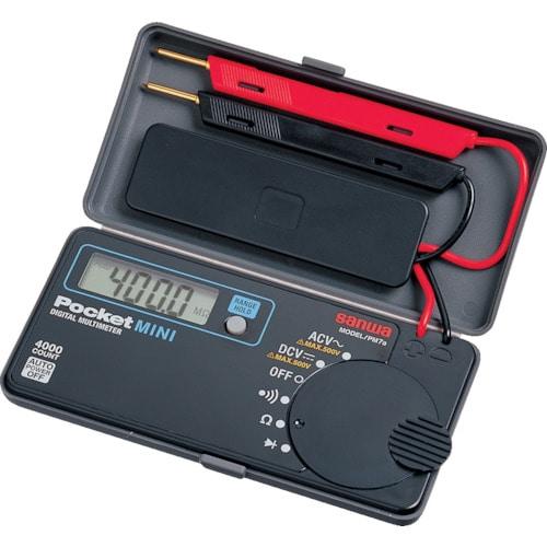 SANWA ポケット型デジタルマルチメータ_