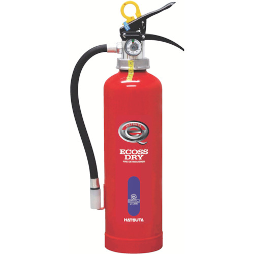 HATSUTA 蓄圧式粉末消火器 6型_